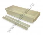 Пластмассовый ящик для швейного стола