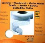 Лента для быстрого подгиба Saumfix 3см х 100м, прозрачная